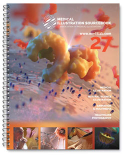 Medical Illustration Source Book - 27th Edition (Cover)